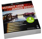 LASER INTERCEPTOR (laser jammer)