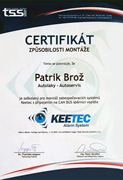 KEETEC – zabezpečovací systémy